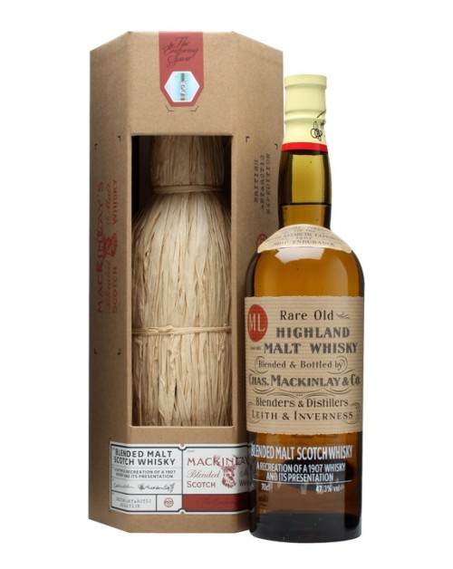 Mackinlay Shackleton - The Journey Single Malt
