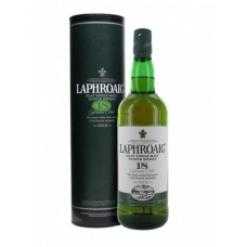 Laphroaig 18 Year Old Single Malt Whisky