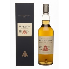 Auchroisk 2010 Release 20 Year Old