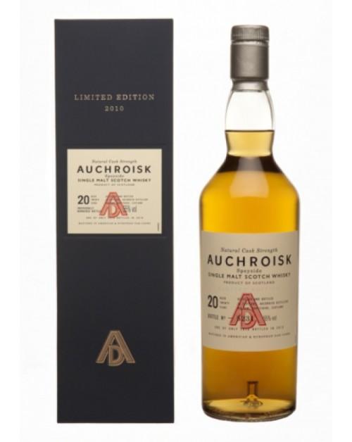 Auchroisk 2010 Release 20 Year Old
