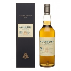 Auchroisk 30 Year Old Cask Strength 2012 Release