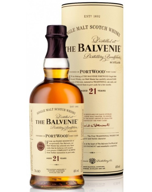 Balvenie Port Wood Finish 21 Year Old Single Malt