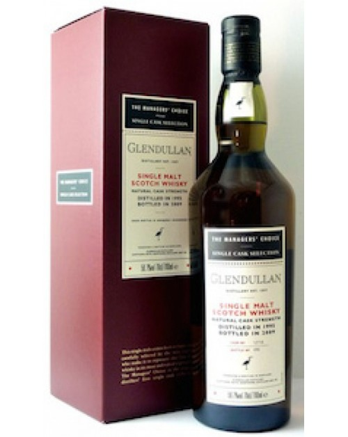 Glendullan Managers' Choice 2010 Release