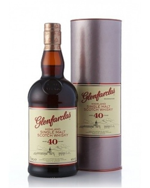 Glenfarclas 40 Year Old Single Malt Whisky