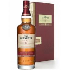 Glenlivet 21 Archive Year Old Single Malt Whisky