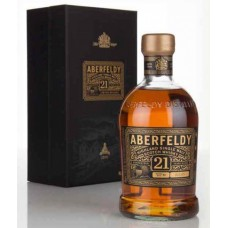 Aberfeldy 21 Year Old Single Malt Whisky
