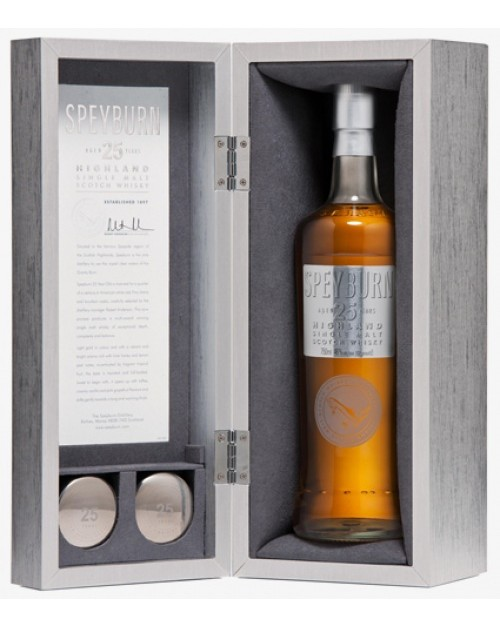 Speyburn 25 Year Old Single Malt Whisky