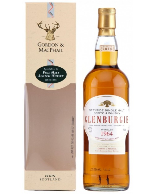 Glenburgie 1964 30 Year Old Single Malt Whisky