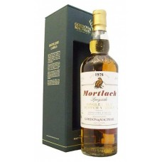 Mortlach 1976 (Gordon & MacPhail) Single Malt Whisky