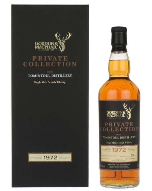 Tomintoul 1972 Private Collection Single Malt