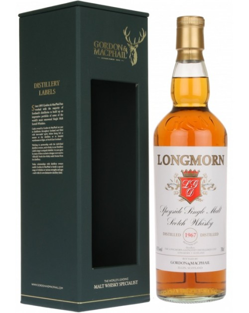Longmorn 1967 Single Malt Whisky