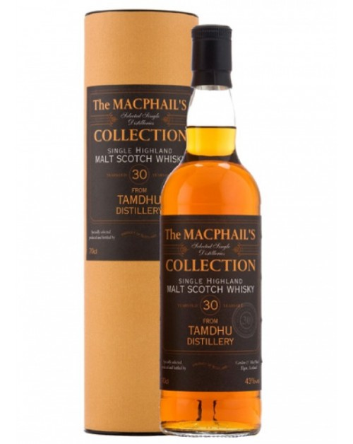 Tamdhu 30 Year Old Single Malt Whisky