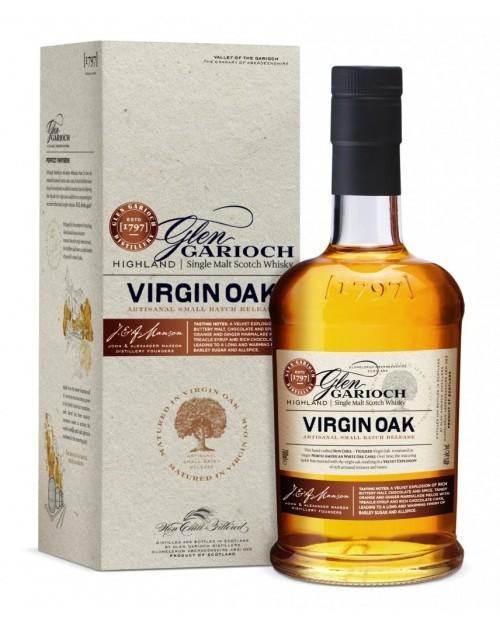 Glen Garioch Virgin Oak Single Malt Whisky