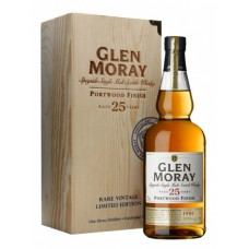 Glen Moray Port Wood 25 Year Old Single Malt