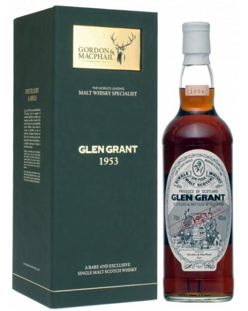 Glen Grant 1953 Single Malt Whisky
