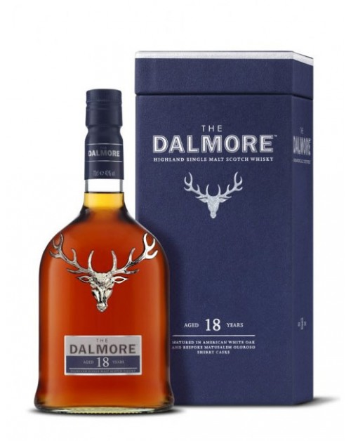 Dalmore 18 Year Old Single Malt Whisky