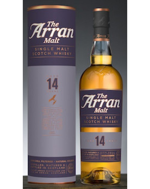 Arran 14 Year Old Single Malt Whisky