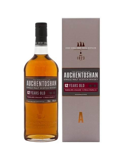 Auchentoshan 12 Year Old Single Malt Whisky