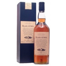 Blair Athol 12 Year Old Single Malt Whisky