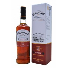 Bowmore Darkest 15 Year Old Single Malt Whisky