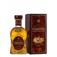 Cardhu 12 Year Old Single Malt Whisky