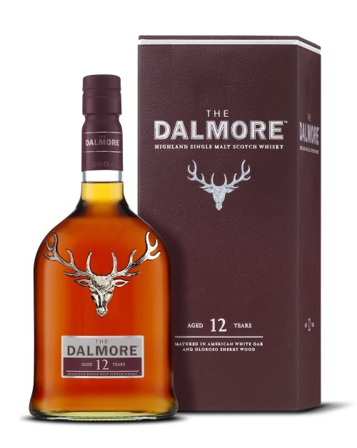 Dalmore 12 Year Old Single Malt Whisky