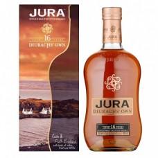Isle of Jura 16 Year Old Single Malt Whisky