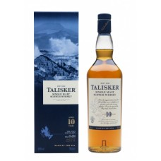 Talisker 10 Year Old Single Malt Whisky