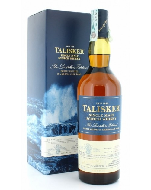 Talisker Amoroso Finish 2002 Single Malt Whisky