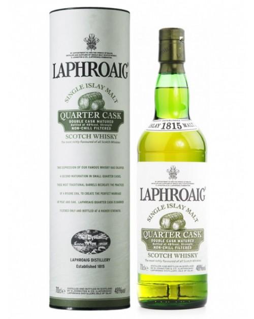 Laphroaig Quarter Cask Single Malt Whisky