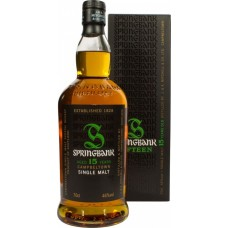 Springbank 15 Year Old Single Malt Whisky