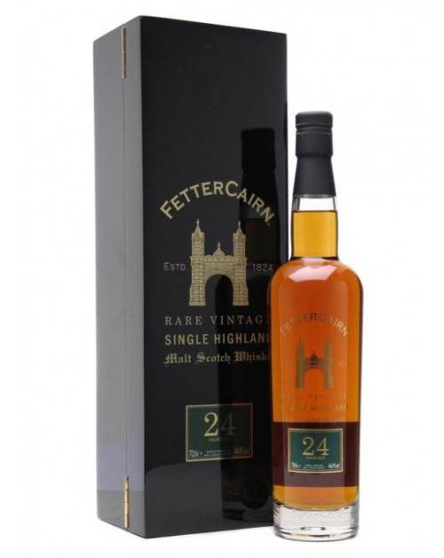 Fettercairn 24 Year Old Single Malt Whisky