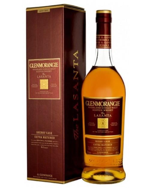 Glenmorangie Lasanta Single Malt Whisky