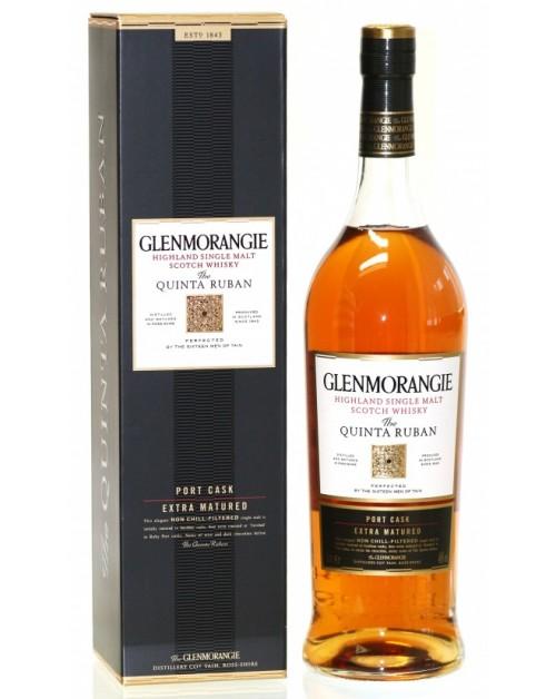Glenmorangie 12 Year Old Quinta Ruban Single Malt