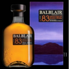 Balblair 1983 1st Release Single Malt Whisky
