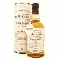 Balvenie Single Barrel 15 Year Old Single Malt