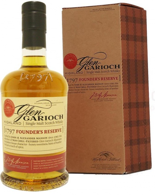 Glen Garioch 1797 Founder's Reserve Single Malt