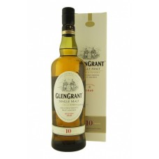 Glen Grant 10 Year Old Single Malt Whisky
