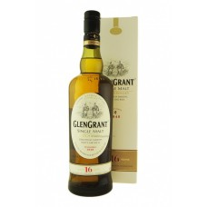 Glen Grant 16 Year Old Single Malt Whisky
