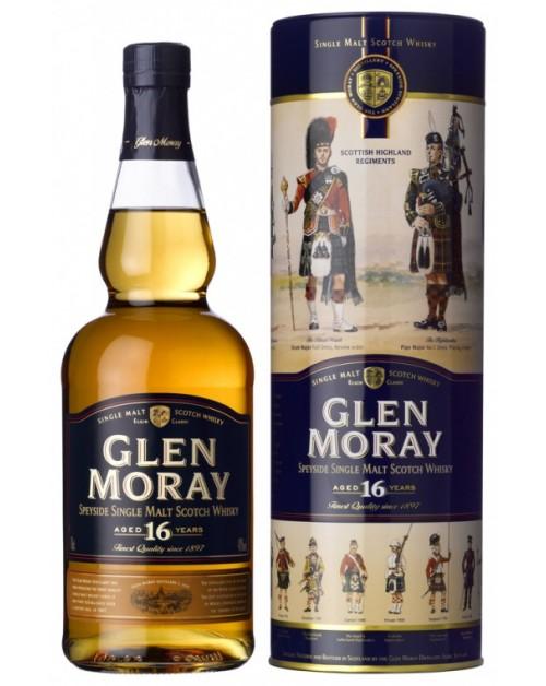 Glen Moray 16 Year Old Single Malt Whisky