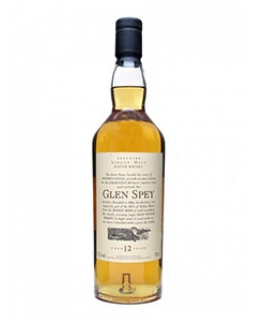 Glen Spey 12 Year Old Single Malt Whisky