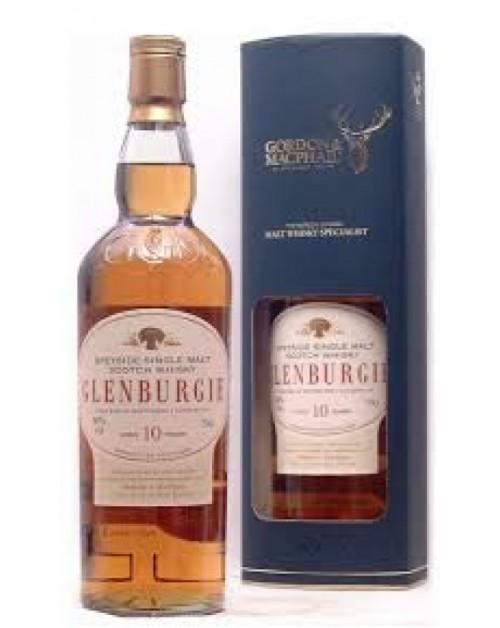 Glenburgie 10 Year Old Single Malt Whisky