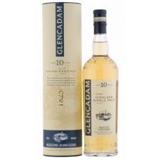 Glencadam 10 Year Old Single Malt Whisky