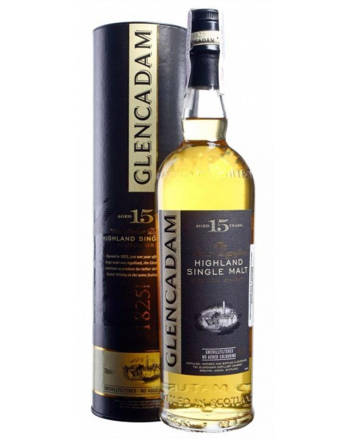 Glencadam 15 Year Old Single Malt Whisky