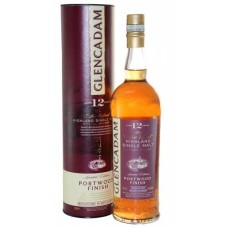 Glencadam 12 Year Old Portwood Finish Single Malt