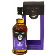 Springbank 18 Year Old Single Malt Whisky