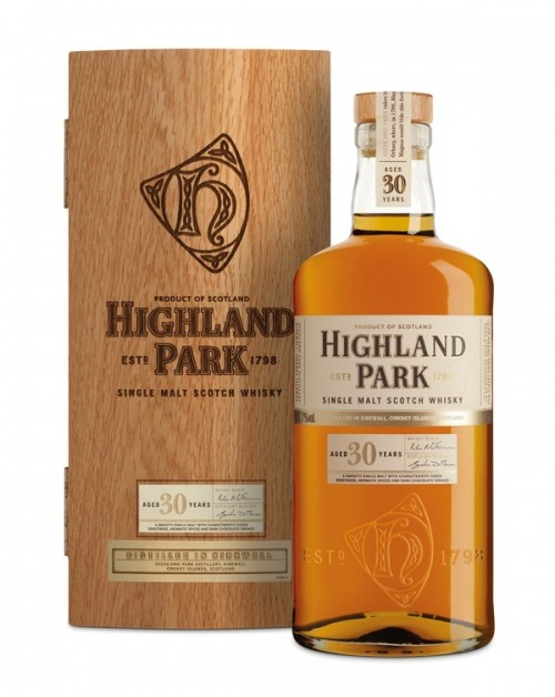 Highland Park 30 Year Old Single Malt Whisky