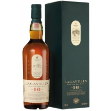 Lagavulin 16 Year Old Single Malt Whisky