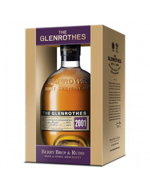 Glenrothes 2001 Single Malt Whisky