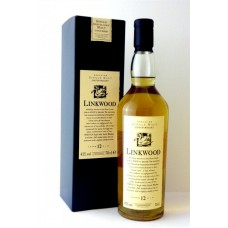 Linkwood 12 Year Old Single Malt Whisky